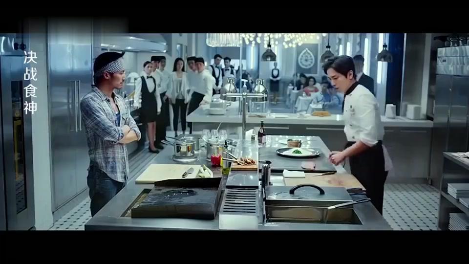决战食神:安保罗教你如何烹饪牛肉,简单易学,还好吃!