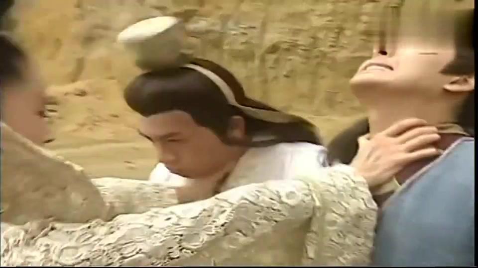 绝代双骄:燕南天对不起邀月,决定以死谢罪,邀月心碎了