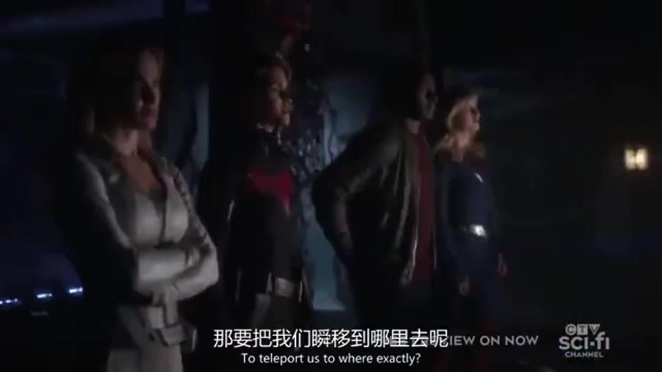 DC影视片段:闪电侠从神速力那里回来了,卢瑟的瞬移设备失败了