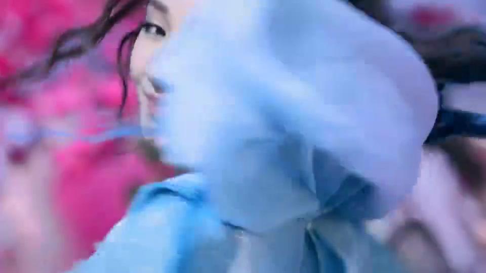 幻城:人鱼公主哄卡索开心,樱花岛上翩翩起舞,金童玉女好般配!