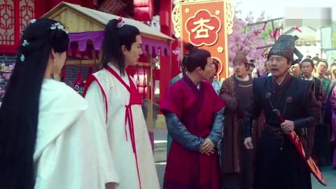 惜音表妹在街上遇到了小混混,赵玉瑾出来亮出了媳妇的名字