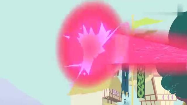 特丽克西太古怪了,紫悦输了魔法决斗被赶走