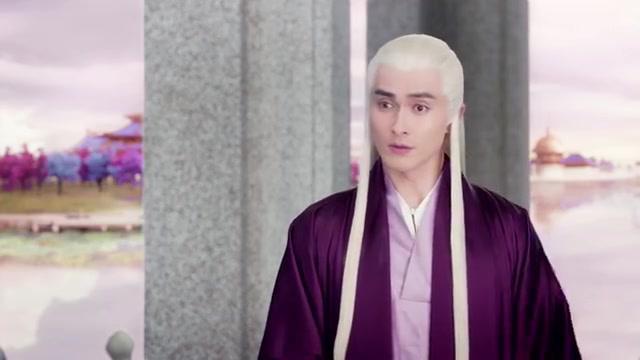 白凤九想和东华帝君谈恋爱,东华帝君说自己是个老人家