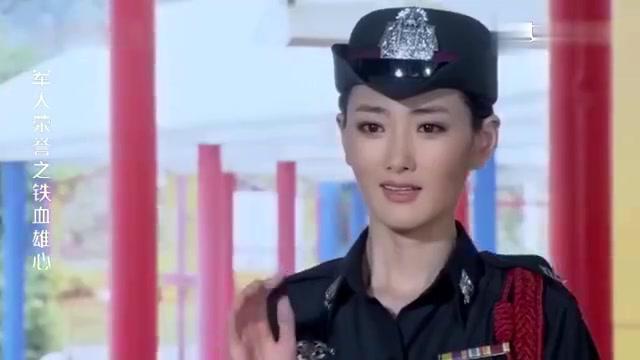 铁血雄心:吴煜翔带女友李晓晓来看儿子,谁知女友就是儿子生母