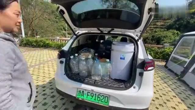 南澳岛竟然有直饮山泉水?子游立刻开车上山,做起大自然的搬运工