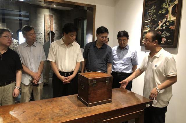 展新时代风采 献礼七十华诞 北京市政协组织军队委员开展系列活动