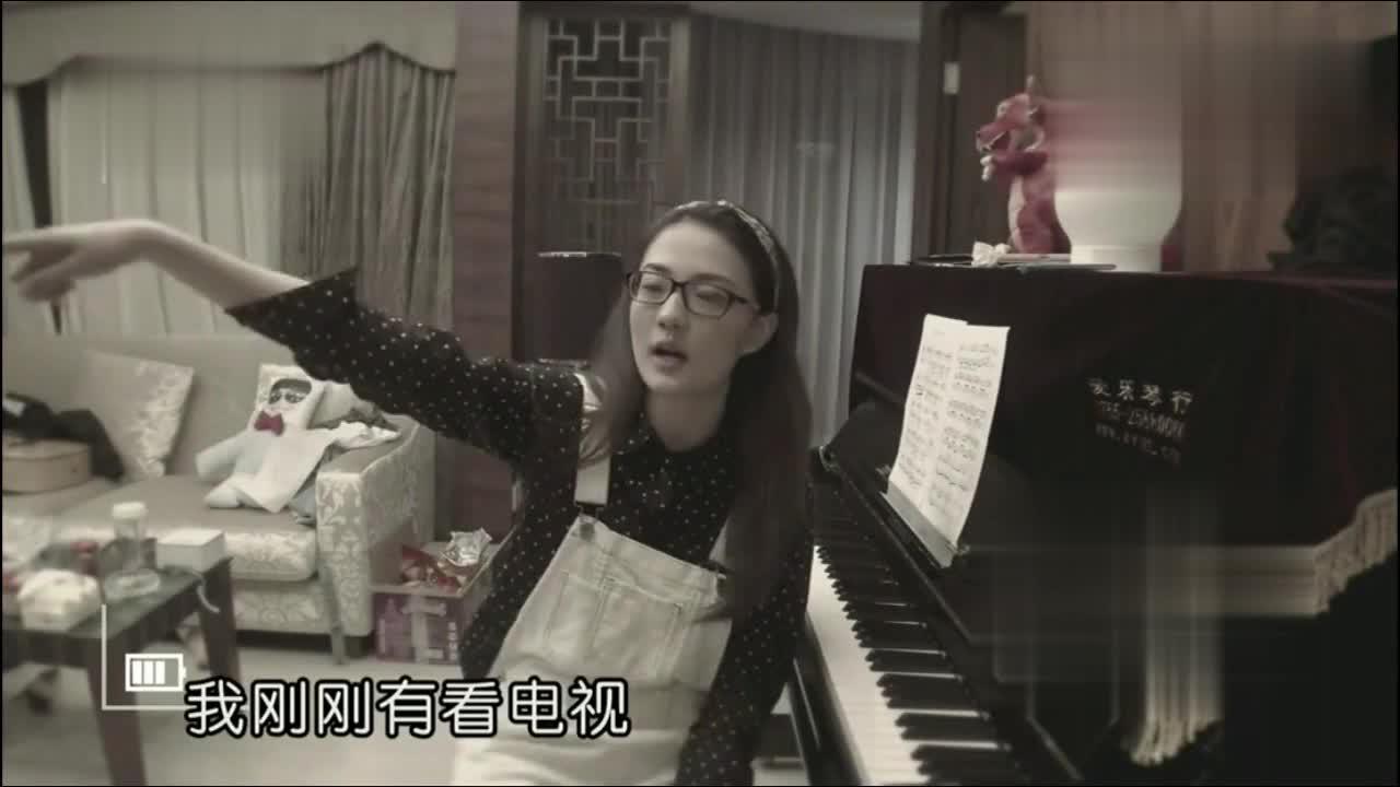 徐璐为了给乔任梁弹钢琴每天的练习只为给乔任梁一个惊喜