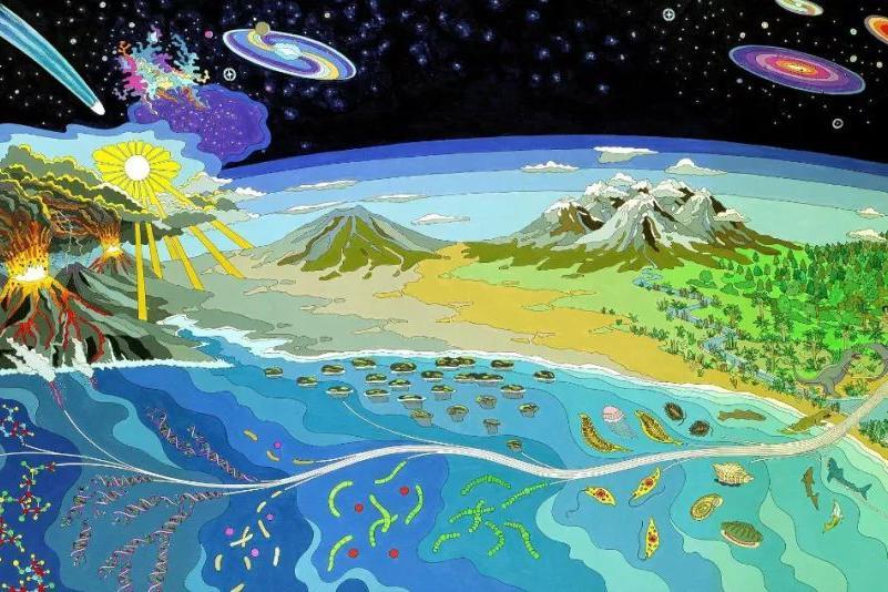 新研究表明,40亿年前,地球上有失落的大陆!
