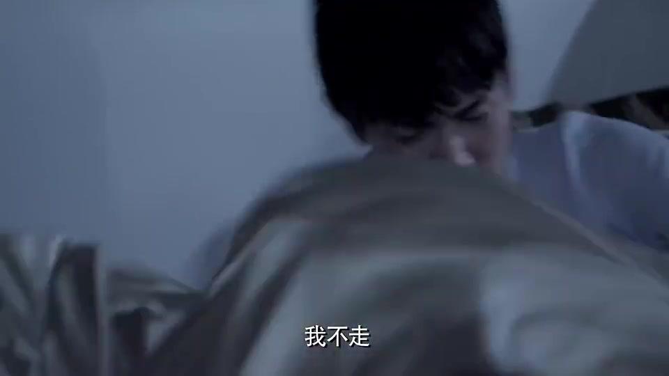 御姐归来:安以轩害怕打雷就窜到朱一龙的被窝,还不允许龙龙离开