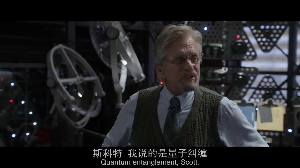 蚁人偷走博士的战衣,跑去参和复仇者联盟的内战,还把战衣毁了