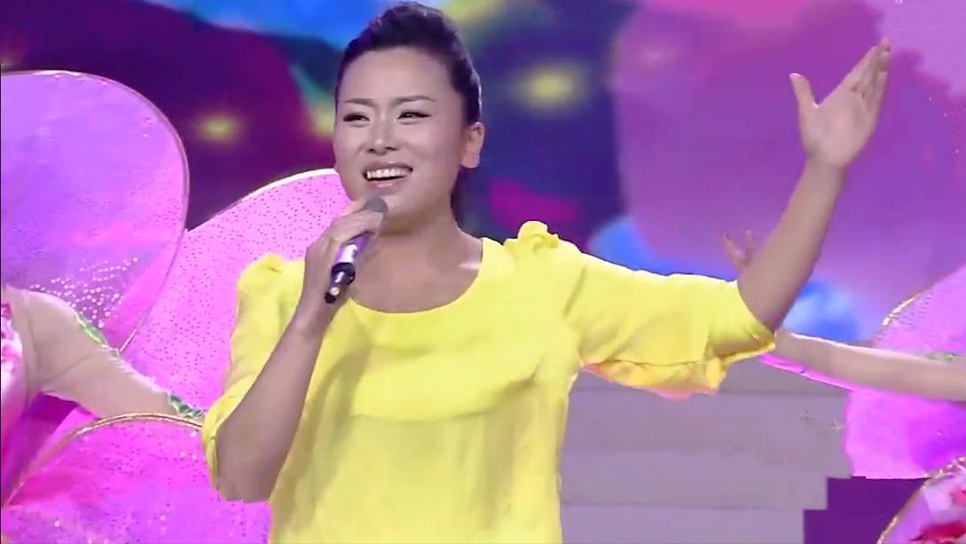 比舒骏老师更像男人的女嗓音,一首《牡丹之歌》,惊艳在场观众!