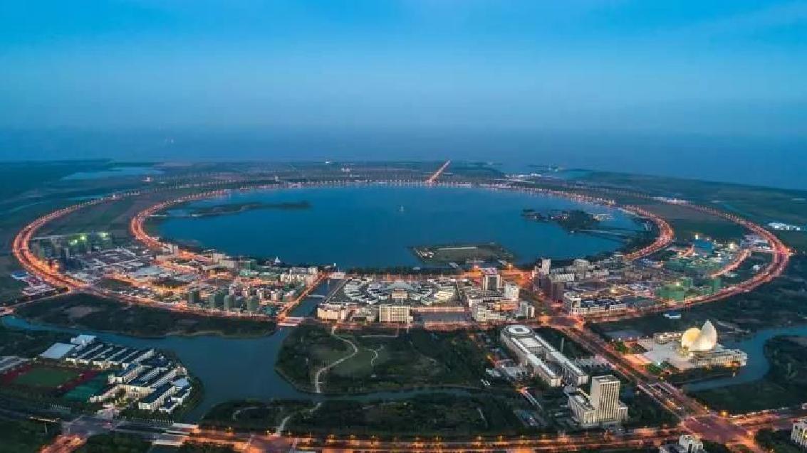 世界上最大的人工岛:耗资271亿填平91平方公里海域,它就在上海
