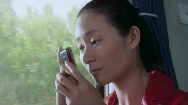 夫妻两都是盲人打算来外地谋生,在火车上畅想着美好未来