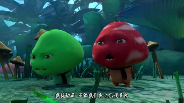 凯利询问蘑菇友谊树的位置,他到底在什么地方,为什么这样说呢?
