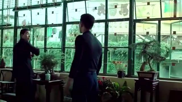 功夫电影,张晋又一力作,在擂台上的他,依旧还是那么耀眼