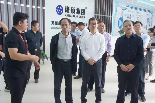水利部、北京扶贫支援办莅临邓州调研对口协作项目工作