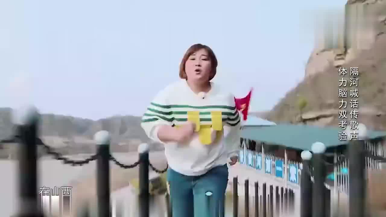 奔跑吧李晨听到贾玲说出的歌词一脸蒙圈这都是什么啊