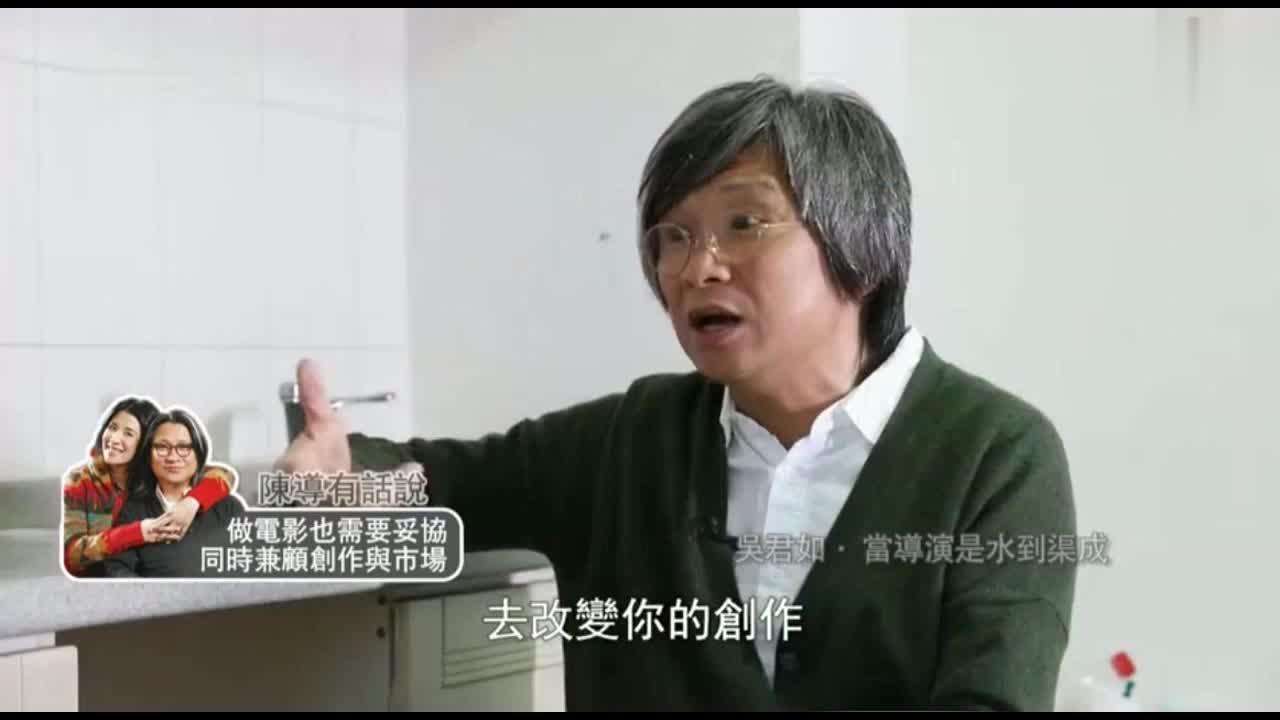 陈可辛今天中国内地的电影市场比香港残酷100倍不想拍但不行
