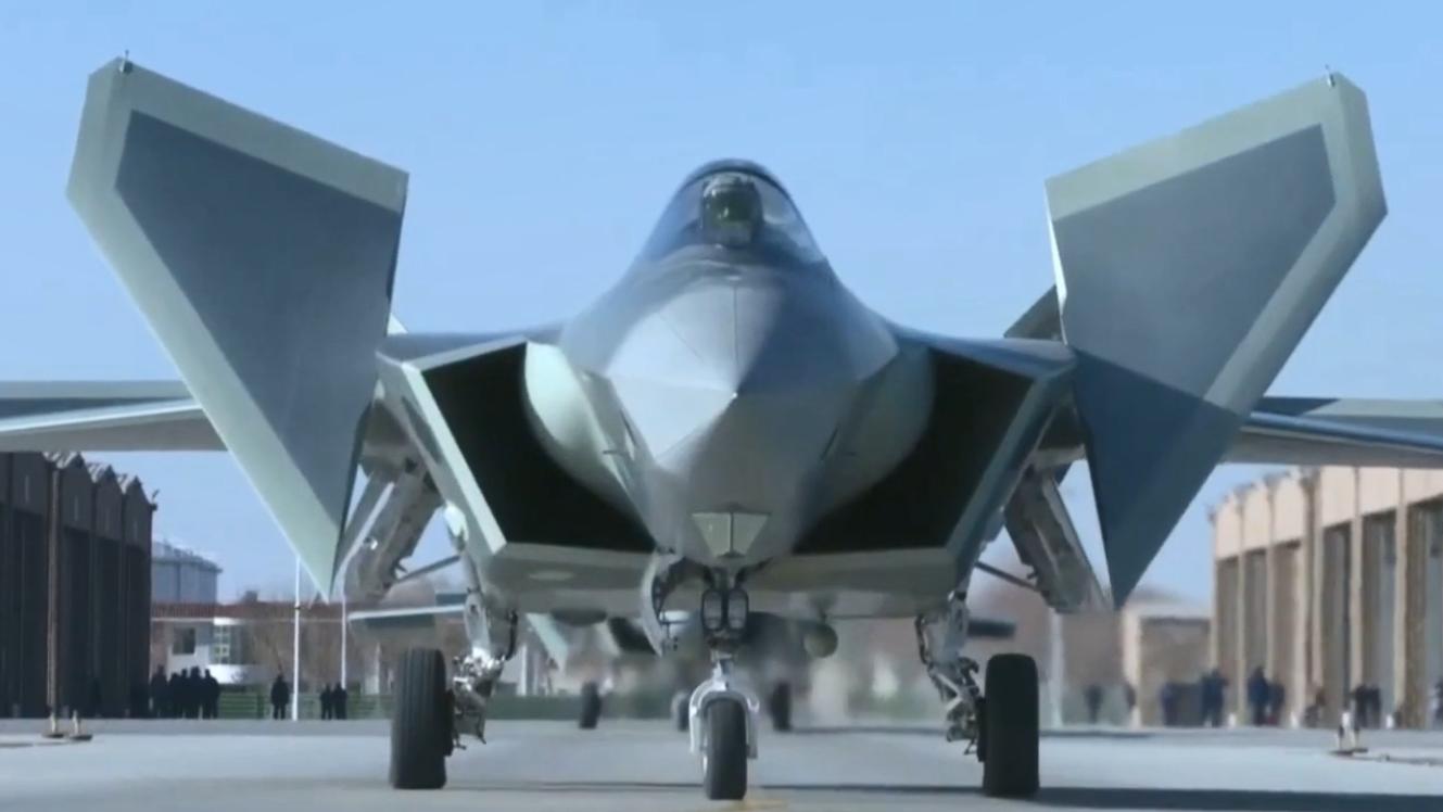 中国空军版《战斗宣言》!
