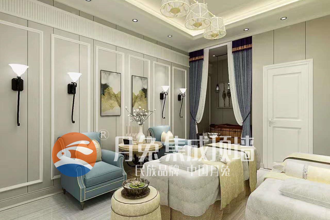 月兔集成墙面全屋整装帮你解决选择困难,创造畅快舒适家居空间!