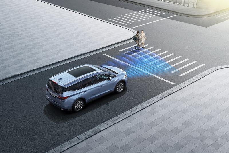吉利嘉际获2018版C-NCAP五星成绩 中国品牌MPV唯一通过