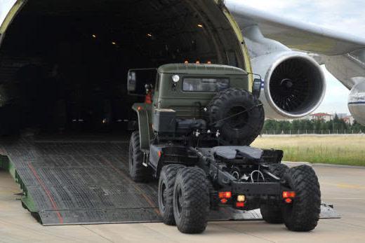 第十一架S400运输机抵达土耳其 卸货中出现1000枚这种王牌导弹