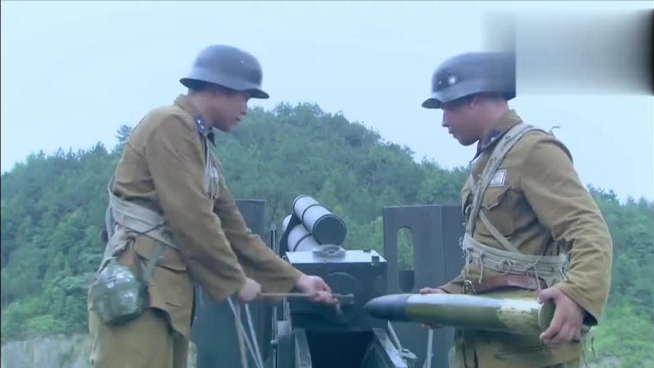 国军缴获一批炮弹比炮管厚出零点二毫米磨薄就能用了