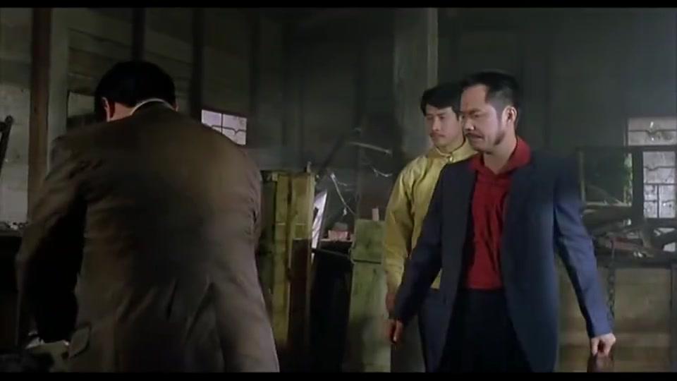 飞龙猛将:黄飞鸿卖仿真枪,买家竟然袭击他,也不看看他是卖啥的