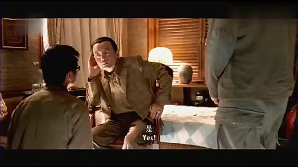 林家栋不听指挥,私自行动,惨被葛优一顿教训!