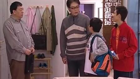 淘淘心目中的爸爸是夏东海,老胡东施效颦,争取做夏东海第二
