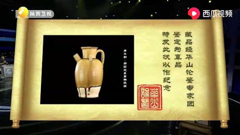 藏友带罕见黄釉执壶鉴宝,买时花4万,没想到专家报价翻了近一倍