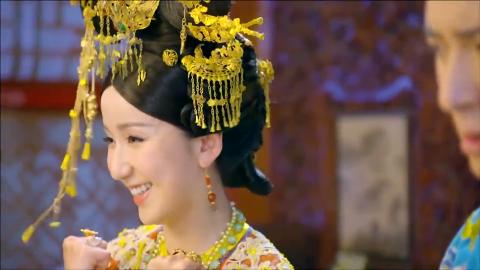 鹿鼎记韦小宝被公主欺负终于忍无可忍打了公主一巴掌