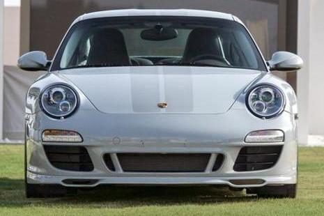 价值60万美元的限量版保时捷911 Sport Classic,可输出408马力