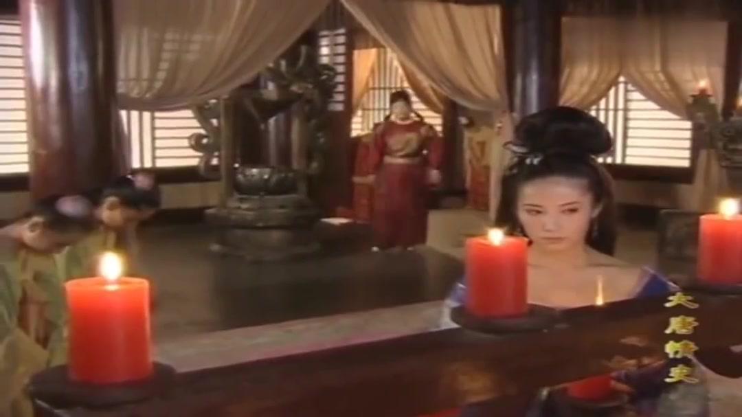 玳姬怀着身孕更加有韵味了,难怪李世民更加宠爱她了
