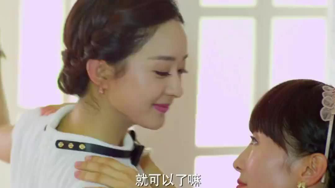赵丽颖陶昕然实力舞蹈,机智脱身送情报
