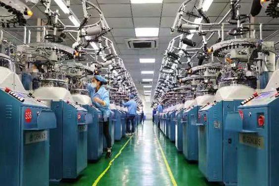 沭阳纺织产值今年将达180亿,量质齐增