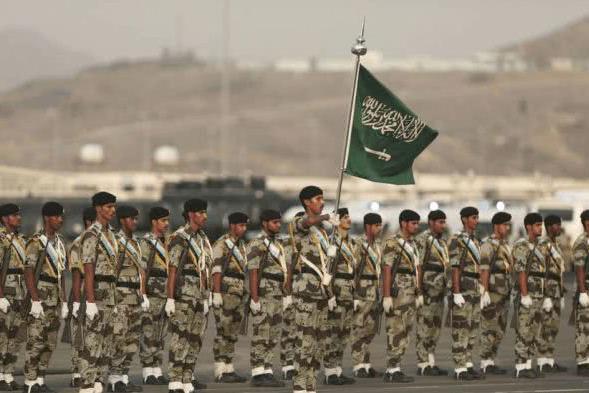 680亿军费50万沙特军 被游击队压着打 王储:我们爱好和平