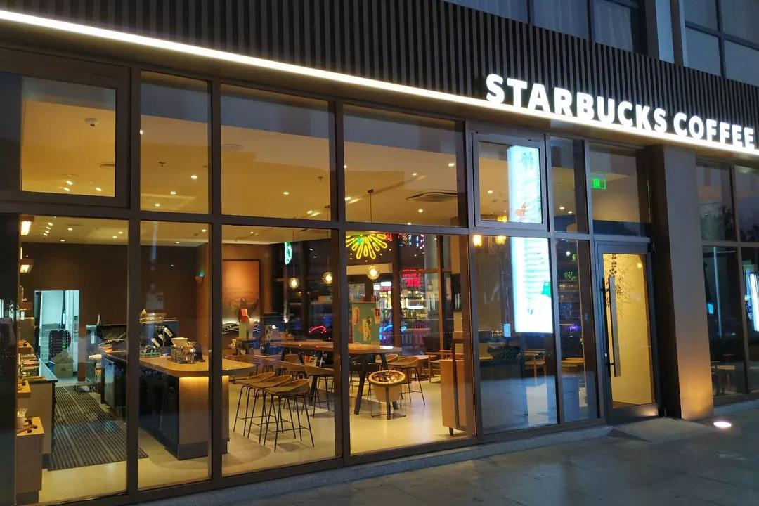 他来了,他来了,全球最大的咖啡连锁店终于绍兴了!