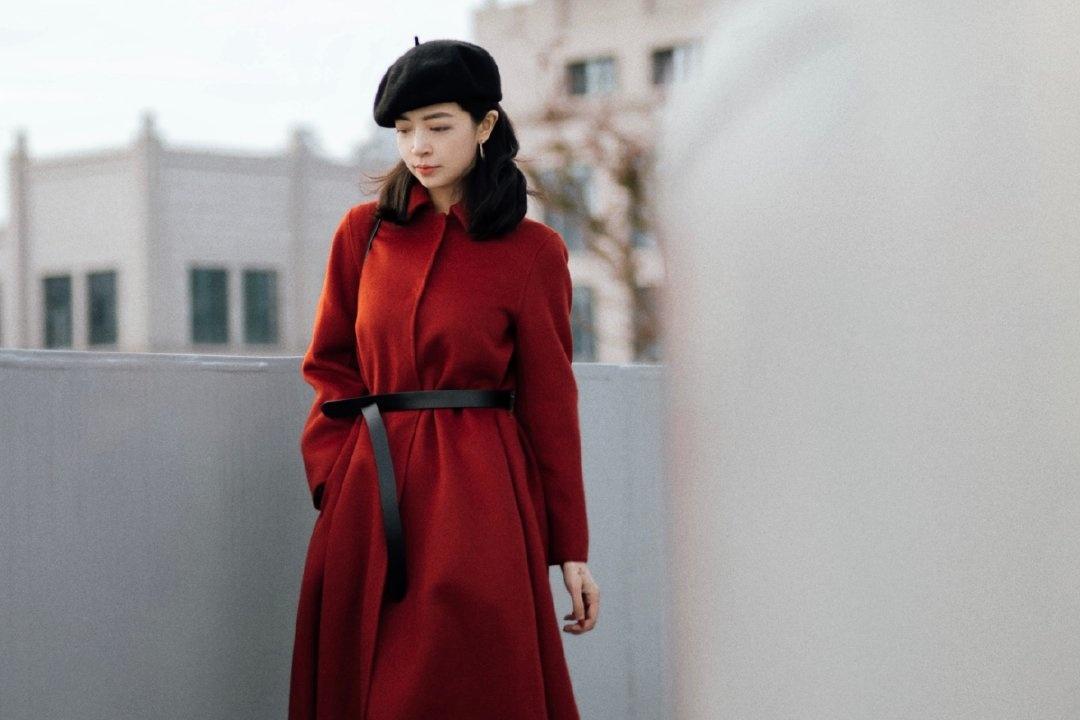 三木轻熟风穿搭,最新冬装系列诠释女人成熟韵味,优雅精致又高级