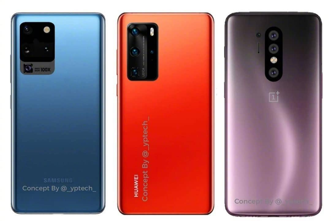 这3款才是今年最强5G旗舰手机,你最喜欢哪一部?