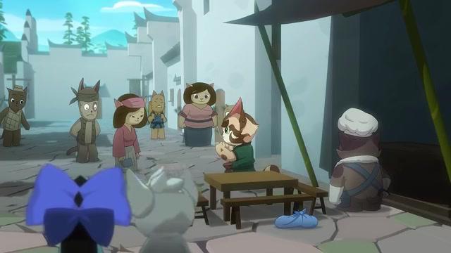 京剧猫:看到白糖的实力,悠狸想让他加入,却遭到了拒绝
