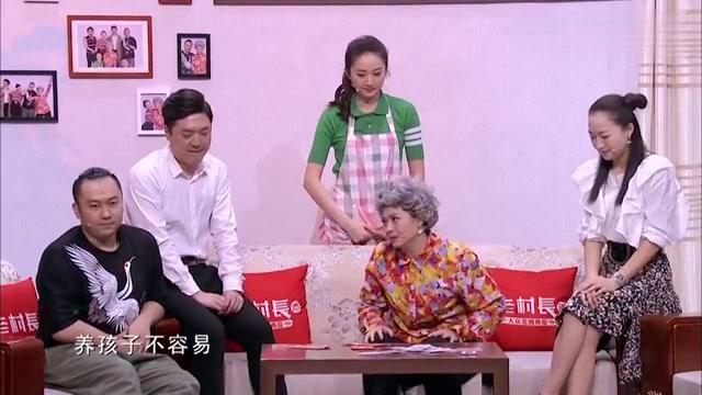 笑声传奇:女喜剧演员太少见,终于来了一个,蔡明表示特高兴!