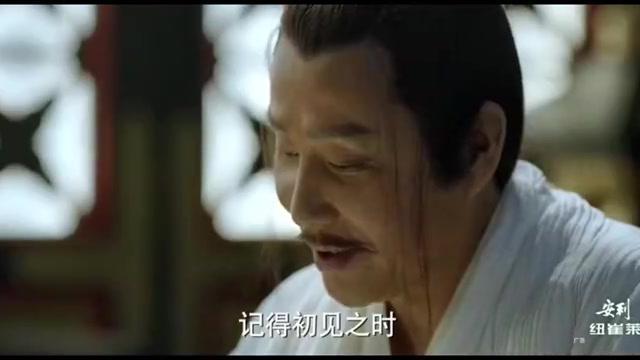 《庆余年》庆帝召见梅执礼,老戏骨互相飙演技,有谁注意庆帝表情