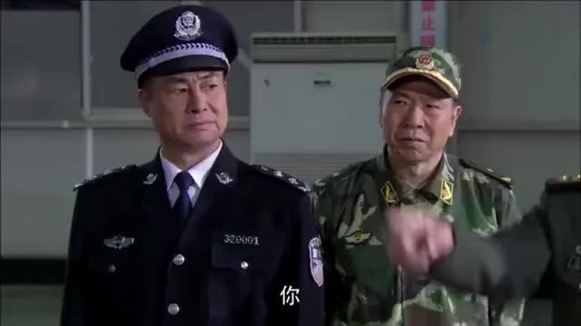 特种兵之利刃出鞘:范天雷的基地被警察端了!