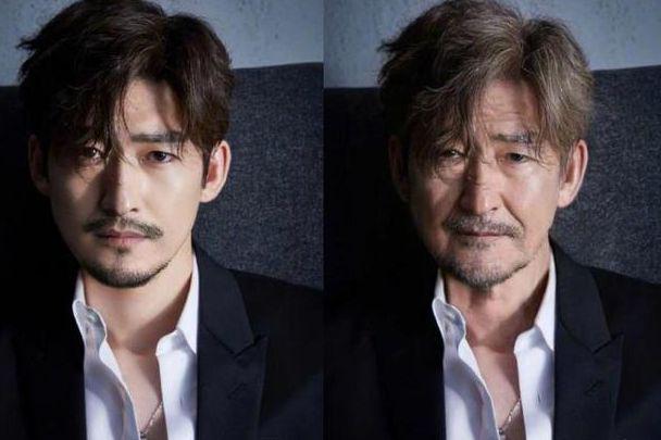 明星老去的模样,刘涛反差大,林志颖、张翰都是帅老头