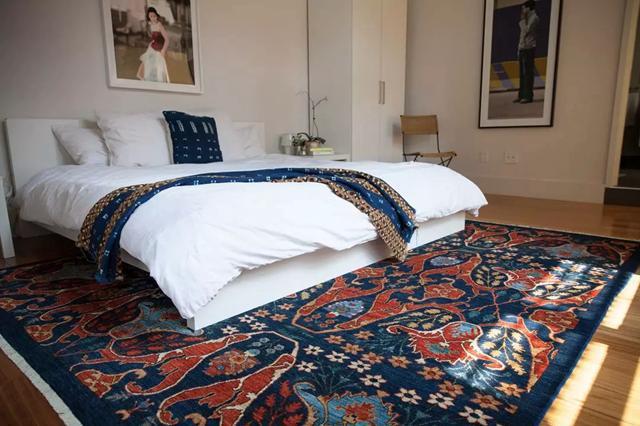 手工地毯能伴随你的一生,还能成为家族共同的记忆,让人不得不爱