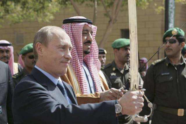 普京补刀成功!沙特王储官宣一件大事 特朗普却愤怒无比