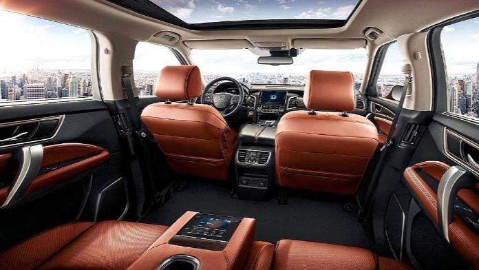 买哈弗不如选它!新SUV比宝马X6还大气,开上街回头率超路虎