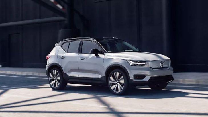 沃尔沃发布首款纯电动车,双电动机驱动,续航400公里