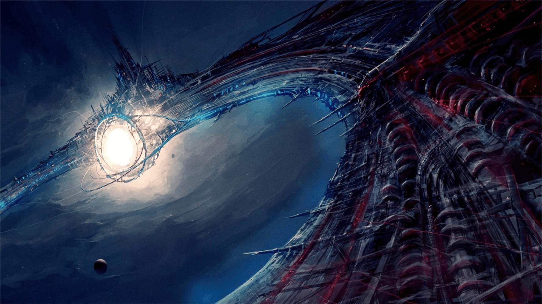 100万年后,人类的文明会到达什么等级?是否能掌控整个恒星系统